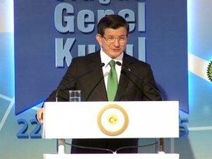 Başbakan Davutoğlu: Terör mutlaka ve mutlaka yenilecektir