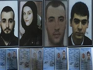 Eylem hazırlığında 4 IŞİD'li aranıyor