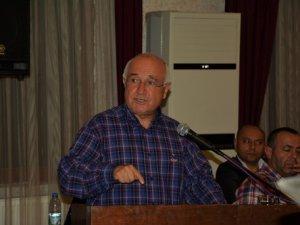Cemil Çiçek'ten beşinci parti açıklaması