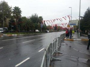 Vatan Caddesi yeniden trafiğe açıldı