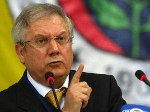 Aziz Yıldırım: Galatasaray ile dost değiliz