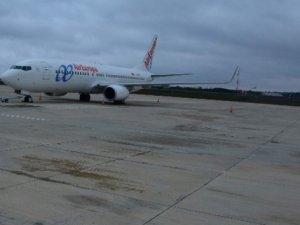 İspanya Başbakanının uçağı zorunlu iniş yaptı