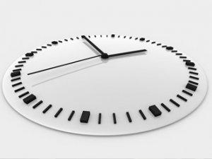 Saat karmaşasına dikkat!