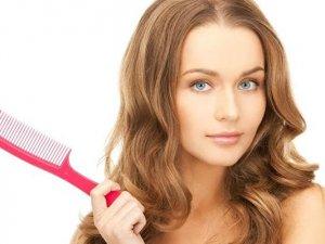 Sağlıklı saçlar için ılık su