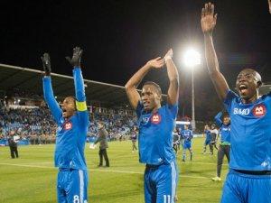 Drogba'dan iki dakikada topukla iki gol