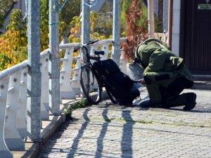 Şüpheli valiz paniğinde vatandaşla polis arasındaki ilginç diyalog