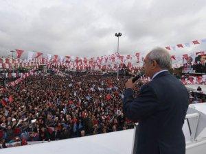 Kılıçdaroğlu: Millet 400 vekil vermiyor diye illa sandığa mı götüreceksin?