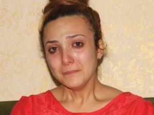 Sahte polise altınlarını kaptıran gelinin gözyaşları