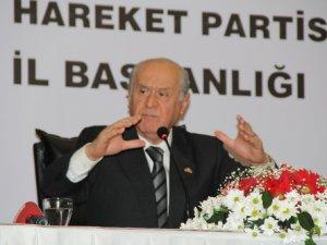 Bahçeli: TRT'nin de mutlaka hesabı görülecek