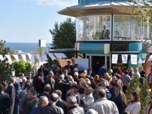 Türkiye'nin ilk okuma parkı açıldı