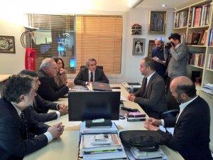 Cumhuriyet Gazetesi'nden Bugün Gazetesi'ne destek