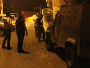 Konya'da IŞİD operasyonu: 30 gözaltı