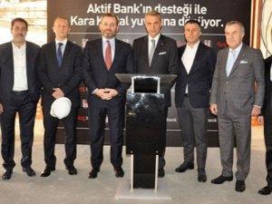 Beşiktaş, Vodafone Arnena'yı Barcelona ile açmak istiyor