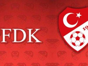 Fenerbahçe PFDK'daya sevk edildi
