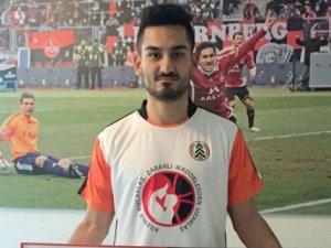 Ünlü futbolcu İlkay Gündoğan'dan memleketindeki projeye destek