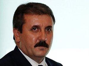 Mustafa Destici: Hakim Bey açıklasın, o kayyum listesini kim vermiş?