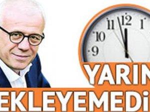 Ertuğrul Özkök'ün Hürriyet Gazetesi'ndeki yazısı ilgi uyandırdı