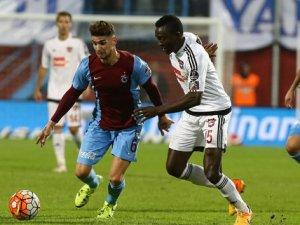 Trabzon'un boynu bükük