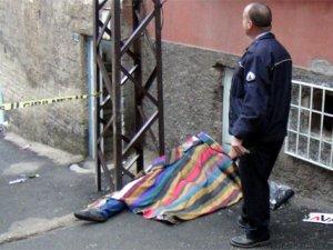 Suriyeli şahıs sokakta ölü bulundu