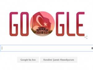 Google, 29 Ekim'i unutmadı