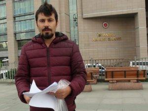 Gözaltına alınan muhabir, örgüt kurmakla suçlandı