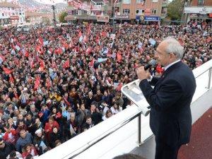 Kılıçdaroğlu: 'Eğer bu ülkede huzuru ve refahı istiyorsak...'