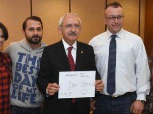 CHP Lideri Ekşi Sözlük'e konuk oldu