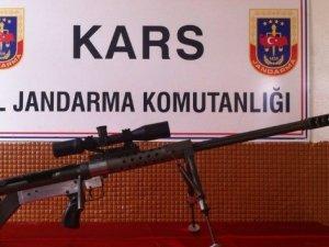 PKK'lı teröristlere ait cephane ele geçirildi
