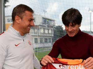 Löw: 'Podolski'nin Galatasaray tercihi doğru'