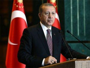 Erdoğan: 'Kaçmanıza gerek yok'