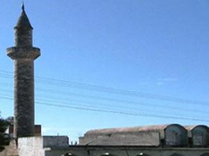 Kahta Ulu Camii'nde restorasyon başladı