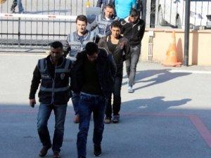 Suriyelilerin yeni toplanma ve dağıtım yerleri Keşan