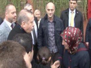 Erdoğan'dan 2 çocuğum var diyen vatandaşa: Yazıklar olsun!