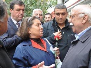 Nabi Avcı'ya Eskişehir'de tepki