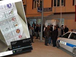 AKP'li belediye başkanı saatler önce oy kullandı!