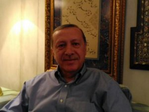 An itibariyle Erdoğan
