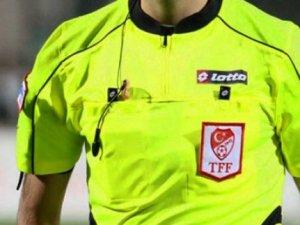 Bencifa - Galatasaray maçının hakemleri açıklandı