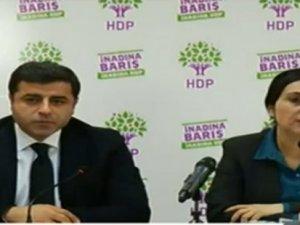 HDP'den seçim sonrası ilk açıklama