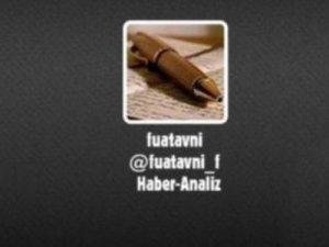 1 Kasım sonrası Fuat Avni'den ilk tweetler