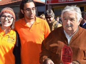 Dünyanın en fakir başkanı Eskişehir'de
