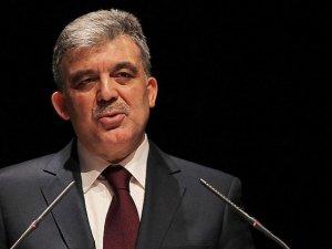 Abdullah Gül'den AKP'ye tebrik