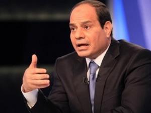 Sisi'den IŞİD açıklaması