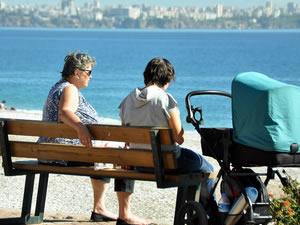 Antalya'da yaz mevsimi