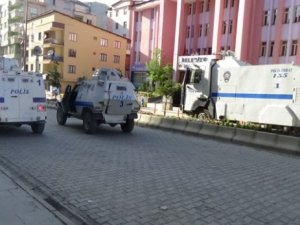 Dicle'de de sokağa çıkma yasağı ilan edildi