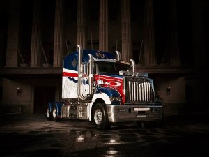 Dünyanın en lüks kamyonu
