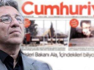 Cumhuriyet'e 'Sınır Tanımayan Gazeteciler' ödülü