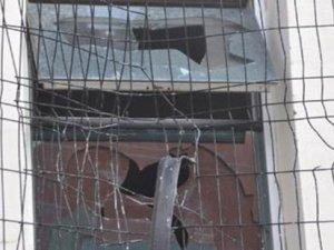 Adliye binasına roketatarlı saldırı