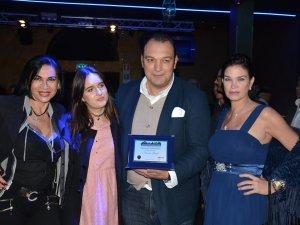Deniz Haber Ajansı İtalya Temsilcisi Dündar Keşaplı'ya büyük ödül
