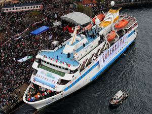 Uluslararası Ceza Mahkemesi, Mavi Marmara kararının yeniden incelenmesini istedi
