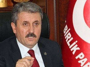 Mustafa Destici: Görevi bırakmaya hazırım